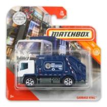 Matchbox fém kukásautó Garbage King 20/100
