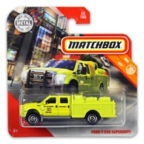 Matchbox fém teherautó Ford F-550 Suuperduty /100