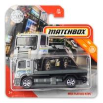 Matchbox fém kisautó teherautó MBX Flatbed King 25/100