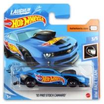 Mattel Hot Wheels fém kisautó '10 Pro Stock Camaro