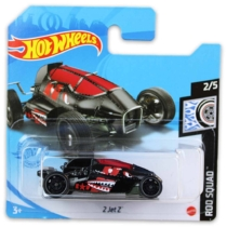 Mattel Hot Wheels fém kisautó 2 Jet Z