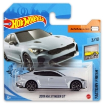 Mattel Hot Wheels fém kisautó 2019 Kia Stinger GT