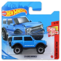 Mattel Hot Wheels fém kisautó '21 Ford Bronco