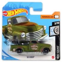Mattel Hot Wheels fém kisautó '52 Chevy