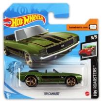 Mattel Hot Wheels fém kisautó '69 Camaro