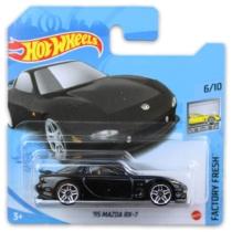 Mattel Hot Wheels fém kisautó '95 Mazda RX-7