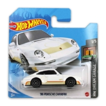 Mattel Hot Wheels fém kisautó '96 Porsche Carrera