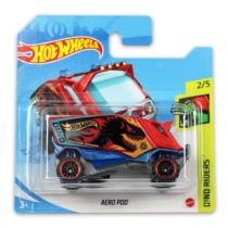 Mattel Hot Wheels fém kisautó Aero Pod