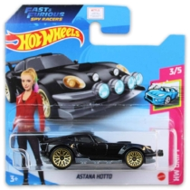 Mattel Hot Wheels fém kisautó Astana Hotto