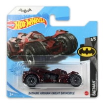 Mattel Hot Wheels fém kisautó Batman: Arkham Knight Batmobile