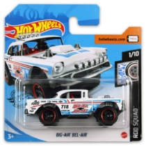 Mattel Hot Wheels fém kisautó Big-Air Bel-Air