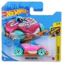 Mattel Hot Wheels fém kisautó Donut Drifter