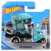Mattel Hot Wheels fém kisautó Fast-Bed Hauler