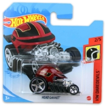 Mattel Hot Wheels fém kisautó Head Gasket