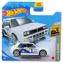 Mattel Hot Wheels fém kisautó Lancia Delta Integrale