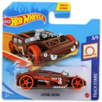 Mattel Hot Wheels fém kisautó Lethal Diesel
