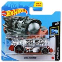 Mattel Hot Wheels fém kisautó Loco Motorin'