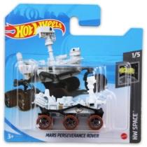 Mattel Hot Wheels fém kisautó Mars Perseverance Rover