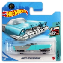 Mattel Hot Wheels fém kisautó Mattel Dream Mobile