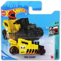 Mattel Hot Wheels fém kisautó Pixel Shaker
