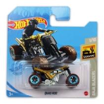 Mattel Hot Wheels fém kisautó Quad Rod