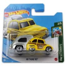 Mattel Hot Wheels fém kisautó RV There Yet