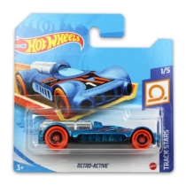 Mattel Hot Wheels fém kisautó Retro-Active
