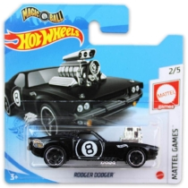 Mattel Hot Wheels fém kisautó Rodger Dodger