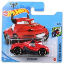 Mattel Hot Wheels fém kisautó Steer Clear