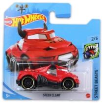 Mattel Hot Wheels fém kisautó Steer Clear