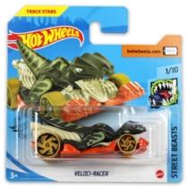 Mattel Hot Wheels fém kisautó Veloci-Racer