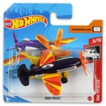 Mattel Hot Wheels fém kisrepülő Mad Propz