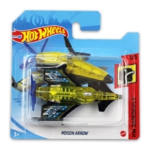 Mattel Hot Wheels fém kisrepülő Poison Arrow