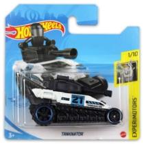Mattel Hot Wheels fém kistank Tanknator