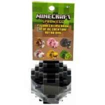 Minecraft műanyag Spawn Egg Idéző Tojás fekete