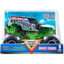 Monster Jam Fém autó Grave Digger