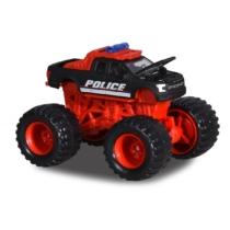 Majorette Monster ruckers Ford kisautó fekete-piros