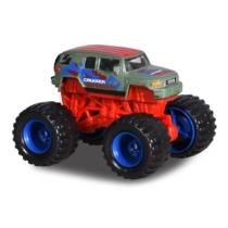 Majorette Monster ruckers Toyota kisautó zöld-piros