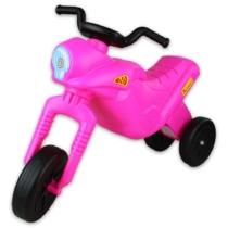 Motor Enduro műanyag rózsaszín 27 cm