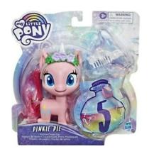 My Little Pony figura Potion Dress Up Pinkie Pie fésűvel és varázsszerrel