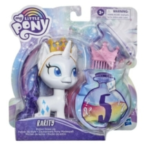 My Little Pony figura Potion Dress Up Rarity fésűvel és varázs szerrel