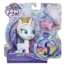 My Little Pony figura Potion Dress Up Rarity fésűvel és varázsszerrel