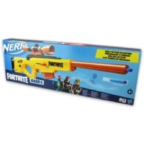 NERF Fortnite BASR-L szivacslövő fegyver 12 db tölténnyel
