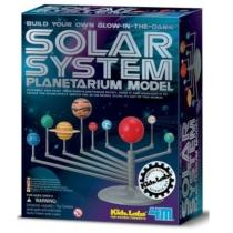 Naprendszer modellező 4M KidzLabs