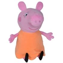 Peppa Pig Plüss Mama Wutz narancs 35 cm