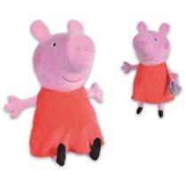 Peppa Pig plüss Peppa piros 33 cm