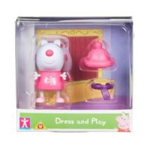 Peppa malac Suzy bárány minifigura kiegészítőkkel