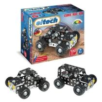 Pick Up autó építőjáték 120 db-os szerszámokkal fém Eitech