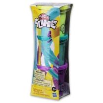 Play-Doh 3 db-os Slime készlet (citromsárga, türkiz, lila)