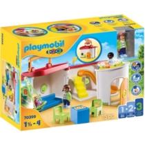 Playmobil 1.2.3 Óvoda 15 db-os - 70399